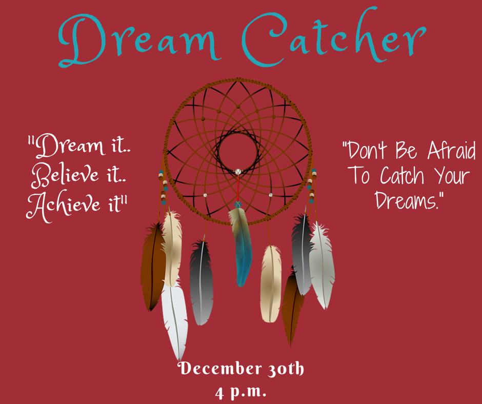 Dream Catcher Program Dream Catcher Program Café Teen @ Freeport 1